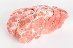 Piece of pork Royalty Free Stock Image