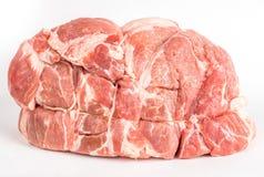 Piece of pork Royalty Free Stock Photo