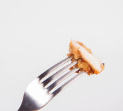 Piece of pork chop Royalty Free Stock Photography