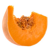 Piece of pumpkin Royalty Free Stock Photography