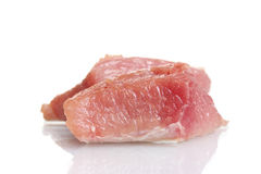 Piece of raw meat Royalty Free Stock Photography