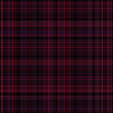 Piece of red and black cloth Stock Photography