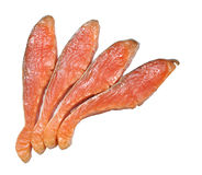 Piece of red fish Royalty Free Stock Image