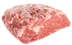 Piece of ribeye Stock Image