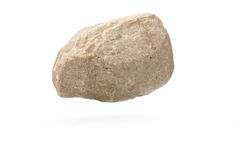Piece of rock Stock Photos