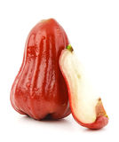 Piece of roseapple. Fresh roseapple  is sweet and juicy Stock Images