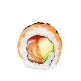 Piece salmon sushi Stock Image