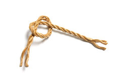 Piece of String Royalty Free Stock Images