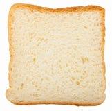 Piece of toast bread slice Royalty Free Stock Photos