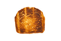Piece of toast Stock Photography