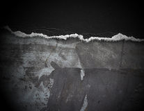 Piece of torn paper Royalty Free Stock Photos