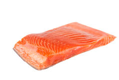 Piece of trout Stock Images