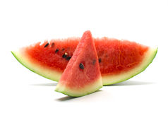 Piece of water melon Royalty Free Stock Photo