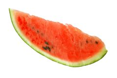 A piece of watermelon. Stock Photography