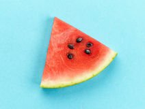 Piece of watermelon Royalty Free Stock Photography