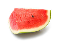 A piece of watermelon Stock Images