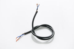 Piece of Wire Royalty Free Stock Photography