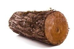 Piece of wood Stock Image