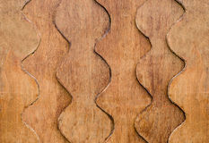 Piece wooden wall background Royalty Free Stock Photo