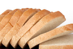 Pieces of bread Stock Images
