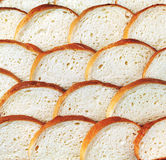 Pieces of bread Royalty Free Stock Image