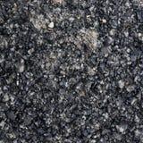 Pieces of broken bitumen asphalt Royalty Free Stock Image