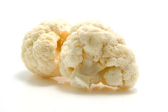 Pieces cauliflower Stock Photo