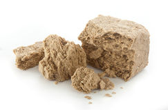 Pieces of halva Royalty Free Stock Images