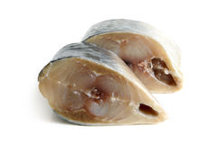 Pieces of herring Royalty Free Stock Image