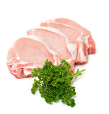 Pieces of meat Royalty Free Stock Images