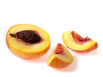 Free Pieces Of Nectarine Stock Photography - 3168182