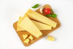 Pieces Of Parmesan Cheese Stock Photos