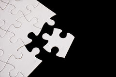 Pieces of the puzzle Royalty Free Stock Photography