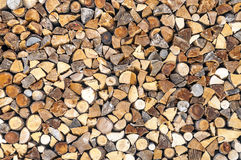 pieces trä arkivfoto
