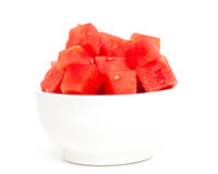 Pieces of water melon Royalty Free Stock Photography