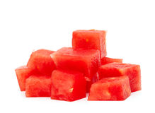 Pieces of water melon Stock Image