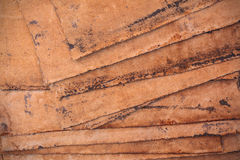 Pieces of weathered fabric Royalty Free Stock Photography