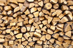 Pieces of wood Stock Photography
