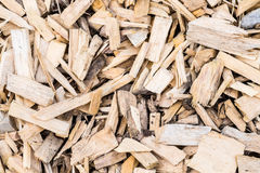 Pieces of wood Royalty Free Stock Photography