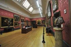 Piechur galeria sztuki Liverpool Obraz Stock