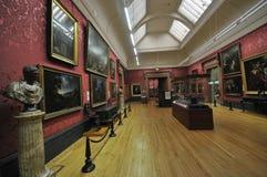 Piechur galeria sztuki Liverpool Zdjęcia Stock