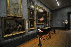Piechur galeria sztuki Liverpool Zdjęcia Royalty Free