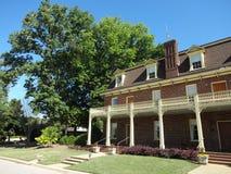 piechur sztuki i historii centrum w Cary, Pólnocna Karolina zdjęcia royalty free