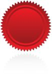 pieczęć homologacji Zdjęcia Royalty Free