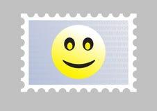 pieczątka poczty elektronicznej Obraz Stock