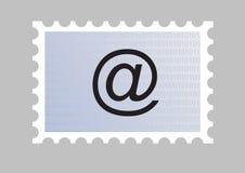 pieczątka poczty elektronicznej Obrazy Stock
