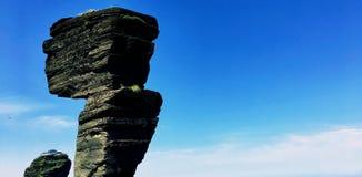 Pieczarkowa skała Fotografia Stock