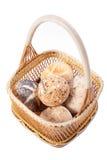 piecze chleb obraz royalty free