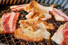 Pieczona wieprzowina Zdjęcie Stock