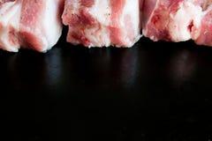 Pieczona wieprzowina zdjęcia royalty free